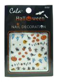 Cala Halloween Nail Decal