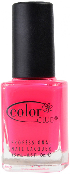 Color Club Jackie Oh! nail polish