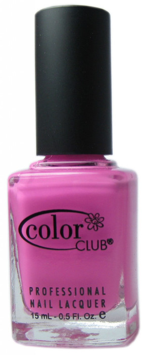 Color Club Peppermint Twist nail polish