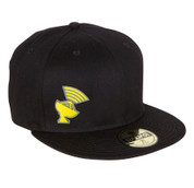 Radar: Dimension Black Flex Hat