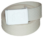 Ten-80:Advantage Waterproof Belt-White