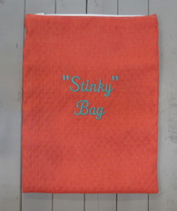 Coral Stinky Bag
