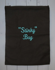 Brown Stinky Bag
