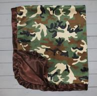 Camo Blanket