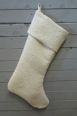Cream Stocking