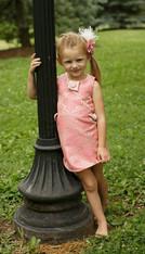 Pink Tabby Dress