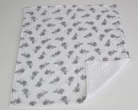 Elephant Blanket