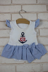 Lucy Anchor Dress