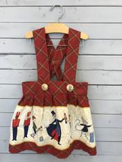 Red Nutcracker Dress