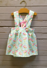 Rose Charlotte Dress