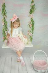 Easter Ruffle Dress