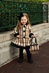 Carmeilcious Girls Coat