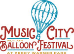 2nd Annual Music City Hot Air Balloon Festival - VIP Admission - SPECIAL