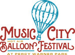 2nd Annual Music City Hot Air Balloon Festival - General Admission - SPECIAL