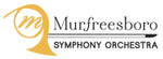SINGLE Ticket to Murfreesboro Symphony 2016-2017 Season Performance