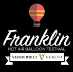 General Admission to 2017 Franklin Hot Air Balloon Festival at Westhaven - July 29th