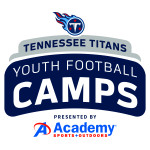 Tennessee Titans Youth Football Camp - Hendersonville July 10-14