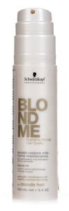 Blondme Keratin Restore Milk 100ml/3.4oz