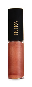Inika Longwear Nail Colour in Burnt Sienna Shimmer