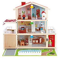 Hape Dollhouses