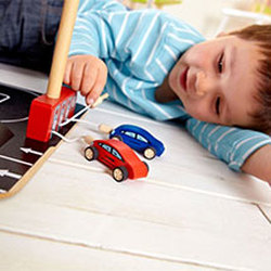 Wooden Cars, Planes  & Vehicles