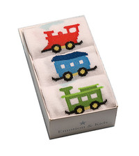 puffing billy sock set by Emotion and Kids