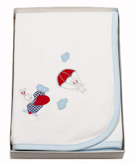 emotion and kids cotton blanket wrap bunny jo jo