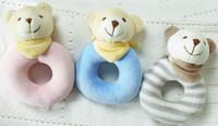 baby bear rattles