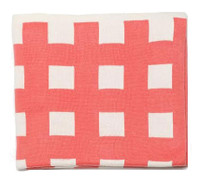 emotion and kids watermelon check baby blanket