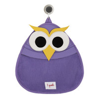 3 sprouts bath storage owl
