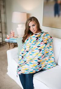 Nursing in style breastfeeding covers