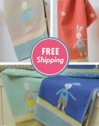 lena organic baby blanket free shipping