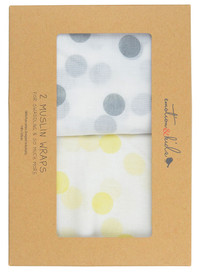lovely swaddle gift set