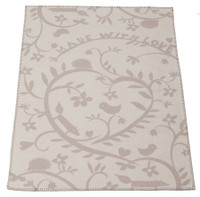 David Fussenegger Made With Love Blanket Lena - Organic Cotton