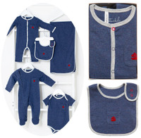 emotion and kids little sailboats baby clothing range