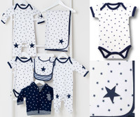 navy star cotton clothing collection