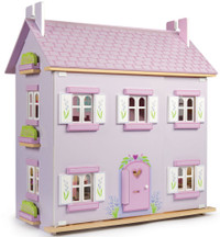 Le Toy Van Lavender House Doll House