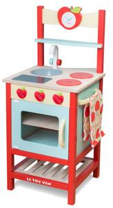 Le Toy Van Wooden Honeybake Applewood Kitchen