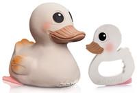 Hevea Kawan Teether & Duck Combo