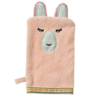Breganwood Organics Wash Mitt - Woodland Collection - Busy Beaver