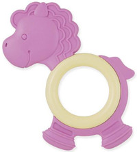 My Natural Eco Teether -  Purple