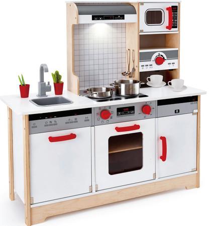 Wooden Play Kitchen