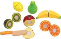 Hape Seasons Best Fresh Fruit Market - Set of 13