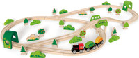 Hape Forest Railway Set