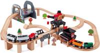 Hape Lift and Load Mining Play Set