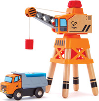 Hape Large Boom Crane set
