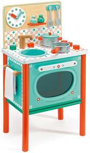 Leo's Mini Cooker Kitchen Set