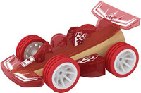 Hape Bamboo Mini Racer Toy Car