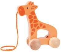 Hape Push and Pull Giraffe