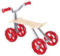 Hape Trail Rider Spirit Quest - Wooden Ride On Side